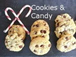 Cookies & Candy word
